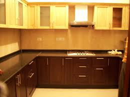 Yellow And Brown Kitchen White Bright Yellow Kitchen Fitted Units Modernist Formica Real