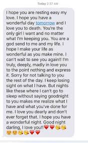 Long Sweet Message For Girlfriend Tagalog Good Morning The Best