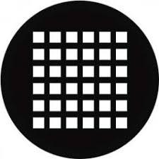 Grid 1 Gobo