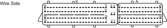 perfectpower wiring diagrams for volkswagen golf 1 6 fsi bag bosch motronic med 9 5 10 ecu connector of a volkswagen model model showing