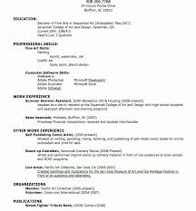 Sample High School Student Resume Adorable Sample Resume For Highhool Student With No Work Experience Applying