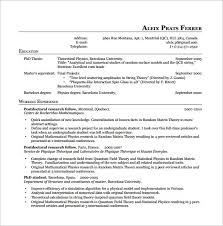 Gallery Of Cv Latex Template Postdoc Good Blank Resume Stanford Phd