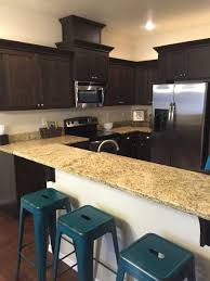 kitchen everything you need and beautiful granite countertops