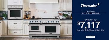 appliances los angeles. Wonderful Los Thermador OneTwoFree Program Throughout Appliances Los Angeles