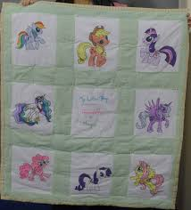 Pony Quilt by DabysCreations on DeviantArt & Pony Quilt by DabysCreations ... Adamdwight.com