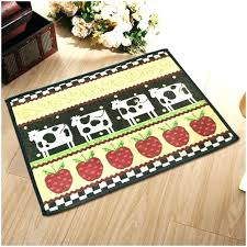 cool cow kitchen rug runners bed bath and beyond red rugs table runner c