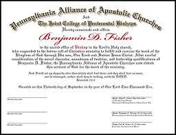 Ordination Certificate Template Certificate Of Ordination For Pastor Template Ordination