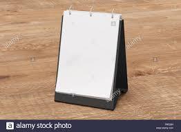 Blank Portrait Table Top Flip Chart Easel Binder Or Calendar
