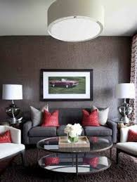 ... Gray And Red Living Room Ideas Replace Car Photo With Shoe Photo  Creative And Elegant Deocrate ...