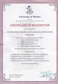 Mba Certificate Samples New Sample Degree Certificate Ksou Fresh Mba ...