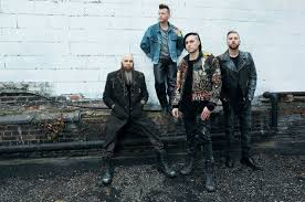 Billboard Mainstream Rock Chart Three Days Grace Ties Van Halen For Most No 1s On