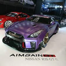 Toyota GT86 and Nissan GT-R Widebody Duo From Aimgain