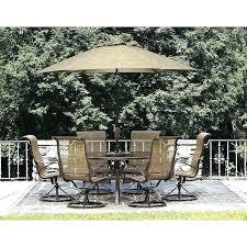 oasis patio furniture garden oasis garden oasis patio furniture garden oasis 7 textured glass top dining