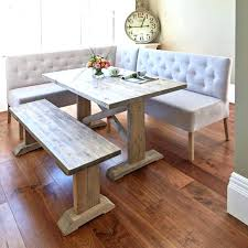 corner bench kitchen table set large size of storage dining with l wooden garden kitche