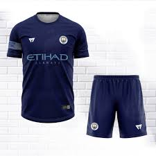 Áo bóng đá đẹp, áo đá bóng và áo đá banh CLB Manchester City BD053 | Tiki