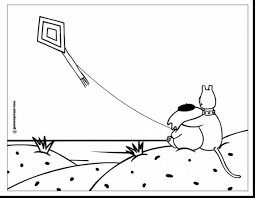 Small Picture Brilliant kite coloring pages printable with kite coloring page