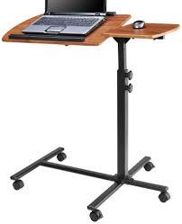 rolling standing desk inspirational new laptop rolling desk table stand adjule computer