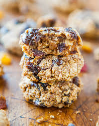 healthy oatmeal chocolate chip miracle cookies vegan gf no er oil eggs flour or sugar what a miracle finally a healthy cooki