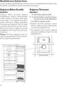 Arçelik Buzdolabı Derecesi 1 2 3 4 5 | Arçelik Buzdolabı Fiyatları
