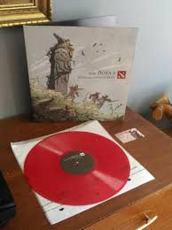 just released in time for ti dota 2 soundtrack on vinyl dota2