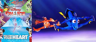 Spokane Arena Seating Chart Disney On Ice Disney On Ice Follow Your Heart Spokane Arena Spokane