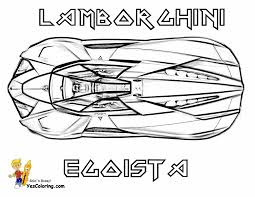 Rugged Exclusive Lamborghini Coloring Pages | Cars | Free ...