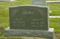 Ava Clarissa James Bates (1910-1989) - Find A Grave Memorial