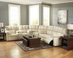 cream leather sectional sofa cream colored leather sectional wonderful motion reclining decorating ideas 4 ultra modern