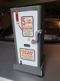 Stamp Vending Machine Locations New VINTAGE SELECTRA S4848 US Postage Stamp Vending Machine USPS