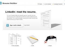 Where Do I Upload My Resume On Linkedin Linkedin Print Resume 8