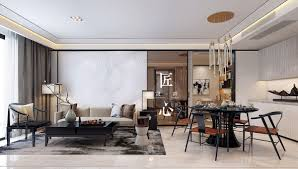 Two Modern Interiors Inspired By Traditional Chinese Decor 4