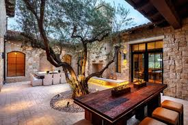 Courtyard Design Ideas 19 Stunning Courtyard Design Ideas With Cozy Intimate Atmosphere