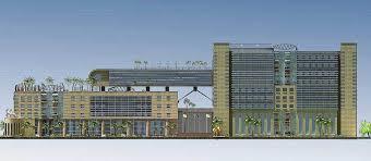office block design. project by al imam enterprises pvt ltd office block design