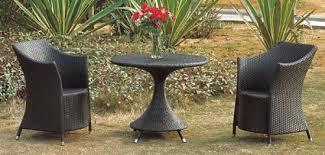 outdoor bistro set rattan bistro chairs