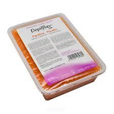 Парафин косметический Depilflaх100 (арт. 432362D), персико ...