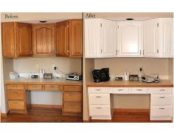 top repainting kitchen cabinets before and after with refinishing oak painting can you reface full size