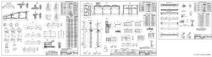 Курсовая промышленное здание скачать Чертежи РУ Курсовой проект Расчет и конструирование жб конструкций одноэтажного промышленного здания с мостовыми кранами