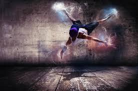 street dancer hip hop action