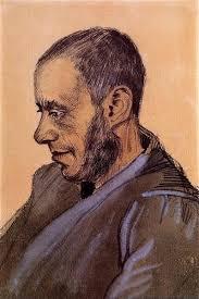 <b>The Bookseller Blok</b> 1882 Vincent <b>van</b> Gogh | Vincent <b>Van</b> Gogh ...