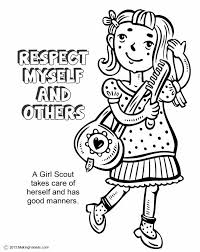 Small Picture 37 best Girl Scouts images on Pinterest Girl scout daisies