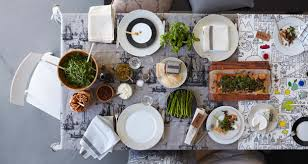 Kitchen Table Setting Amazing Kitchen Table Setting Ideas For Thanksgiving Day With