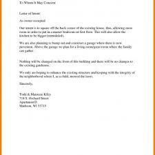 Letter Format Sample To Whom It May Concern Valid Letters Formats ...