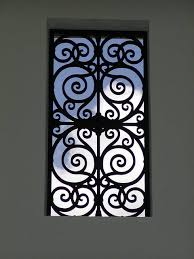 wrought iron window insert faux wrought iron window insert by tvonschimo wrought iron window inserts wrought iron window insert faux
