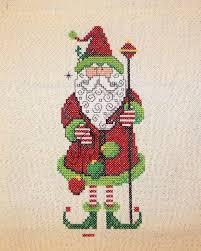 Diane Arthurs Cross Stitch Designs Debbies Cross Stitch Santa Hang Up Design By Diane