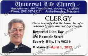 Card With Life Church Wallet Ulc Universal Photo Style
