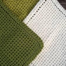 Knit Dishcloth Pattern Impressive Chinese Waves Dishcloths Free Pattern Knitting Pinterest