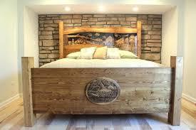 diy wood king headboard reclaimed wood king headboard amazing king size wood headboard easy headboard for