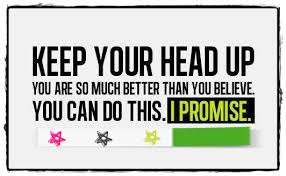 Keep Your Head Up Quotes Mesmerizing Keep Your Head Up Quotes For Him Cute Instagram Quotes