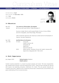 Latestle Of Resume Tips On The Format Resumes Intended For Templates