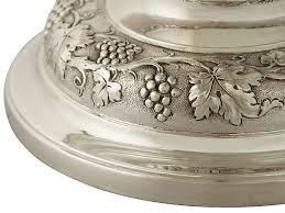 Large Silver Decorative Bowl Large Silver Decorative Bowl Presentation Bowls For Sale AC Silver 37
